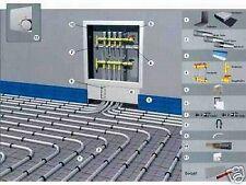 Heizung Fußbodenheizungs-Paket 60 m² - Deutsche Marken Fußbodenheizung