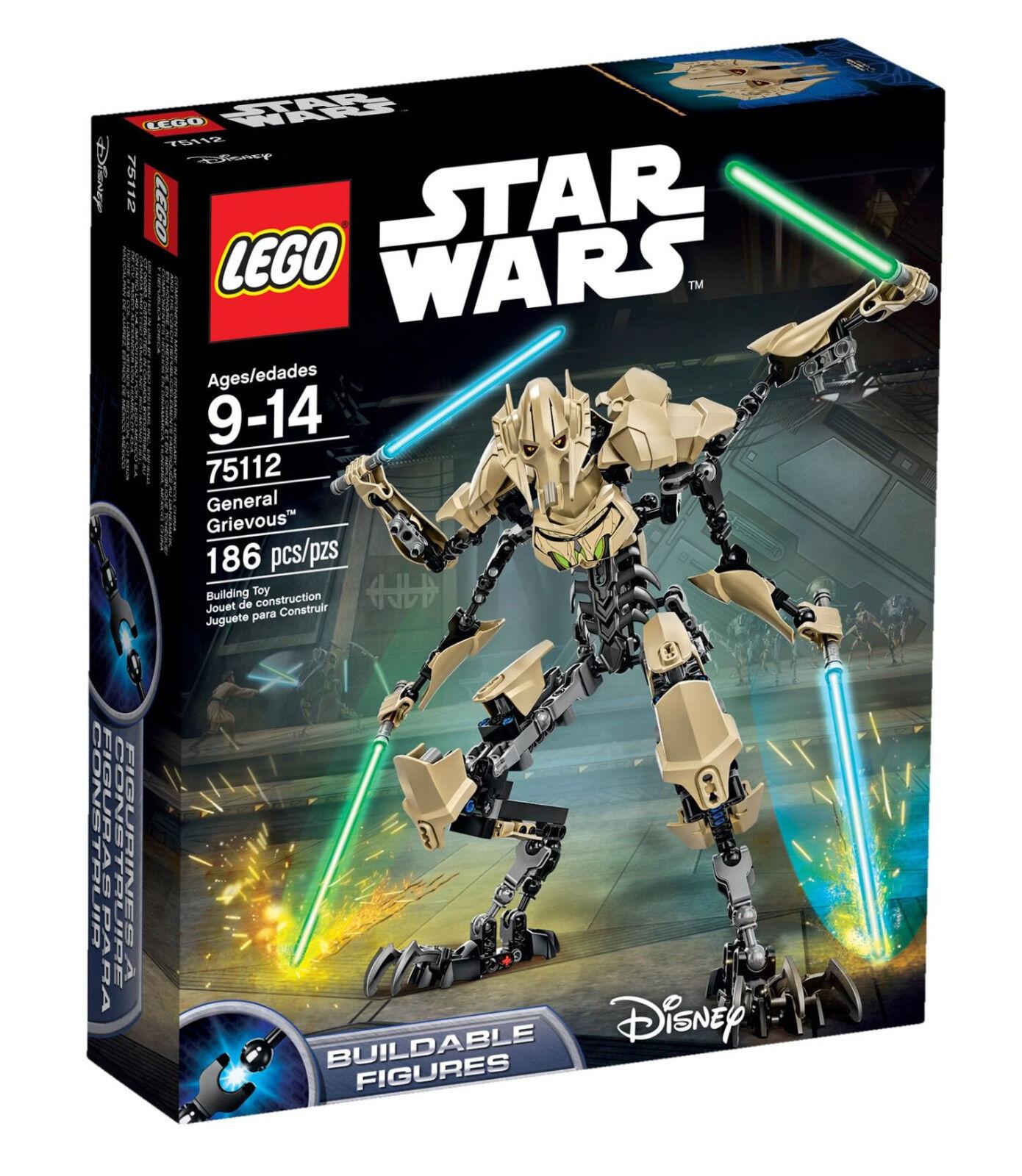 LEGO® Star Wars™ (75112) General Grievous™ inkl Versand Neu&Ovp