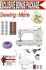 Juki Tl 2000qi Sewing Amp Quilting Machine With Exclusive Gold Sewing Package