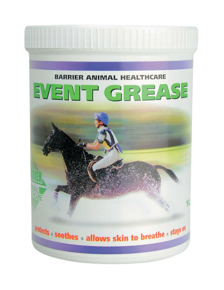 Barrier Event Grease 1L   5L - Equestrian Horse Competition Tough Lubricant