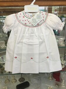 Feltman Brothers Hand Embroidered Dress