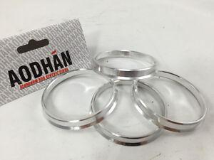 4 Aodhan 72.6-60.1 Hub Centric Rings Fit Pontiac Vibe gt scion tc xb