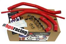 HPS Red Silicone Radiator Hose Kit Coolant OEM Replacement 57-1348-RED Banshee