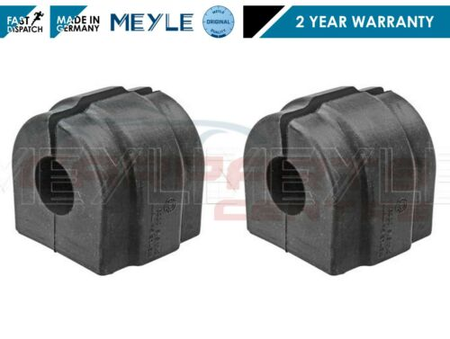 Per BMW e46 Stabilizzatore Anteriore Barra antiroll Bush cespugli ANTI ROLL Meyle Germania
