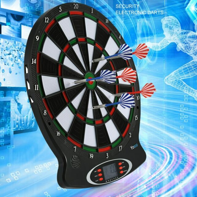 Arachnid Cricket Pro 750 Electronic Soft Tip Dartboard w// FREE Shipping