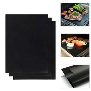 5pcs-BBQ-Grill-Mat-Non-Stick-Bake-Grilling-Mats-Barbecue-Sheet-Heat-Pad-LOTS