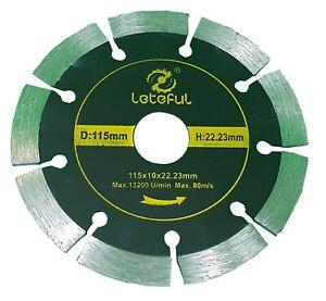 115MM-4-5-034-DIAMOND-CUTTING-DISC-ANGLE-GRINDER-SAW-BLADE-STONE-BRICK-MASONRY-TILE
