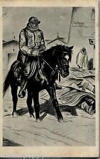 APOLLONI Assistenza Orfani dei Medici morti in Guerra WWII PC Viaggiata 1935