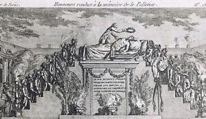 Lepeltier-de-Saint-Fargeau-en-1793-Revolution-Francaise-Rare-Gravure