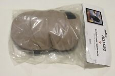 New Pair Of Allegro Knee Pads 6991 Leather Tan One Size Free Shipping