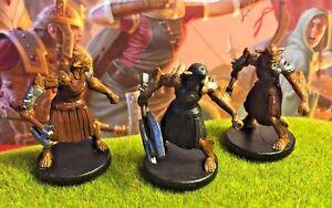 Bugbear War Party LOT D&D Miniature Dungeons Dragons pathfinder warrior fighter
