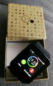 Bracelet Montre SMART Bracelet Bluetooth Smartwatch Fitness Tracker Huawei Samsung