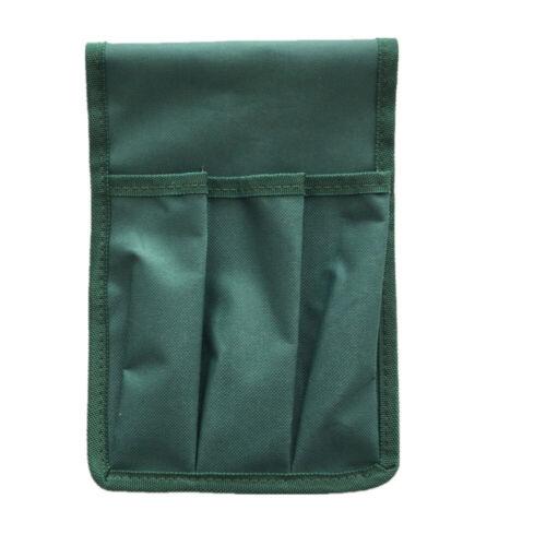 Garden Kneeler Stool Bench Tool Pouch Bag Portable Multi Pockets Storage Bag