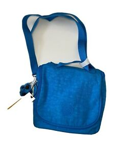 Kipling-Kichirou-Lunch-Bag-BLUE-Crossbody-NWT