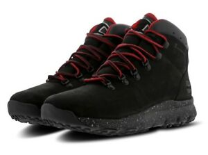 2018 sneakers best supplier shoes for cheap Details about Timberland x Champion World Hiker Mid Black Mens Boots Shoes,  Size UK 8 / EU 42