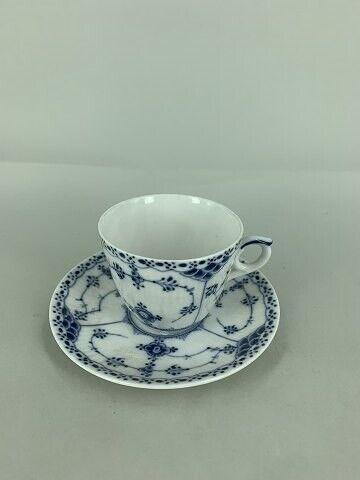 Andet, Royal Copenhagen halvblonde Kaffekop med...,