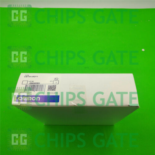 1PCS Brand New In Box Omron PLC CS1W-IA211 CS1WIA211 Fast Ship