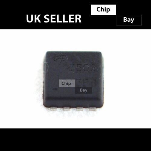 4x AON7502 7502 30V N-Channel MOSFET IC Chip
