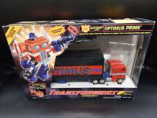 1992 Takara G2 Transformers OPTIMUS PRIME figure MIB Hasbro toy COMPLETE nice !!