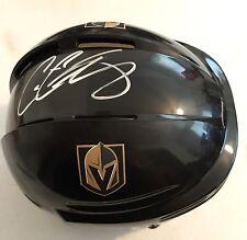 Cody Glass Signed Autographed Las Vegas Knights Mini Helmet #1 Pick Coa