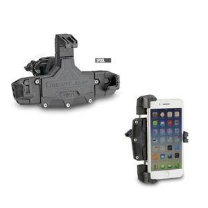 PINZA-PORTA-SMARTPHONE-ATTACCO-su-TUBOLARI-8-gt-35-mm-Blackberry-DTEK60-Motion