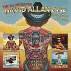 The Illustrated David Allan Coe: 4 Classic Albums 1977-1979 * by David Allan Coe (CD, Jun-2014, 2 Discs, Raven)
