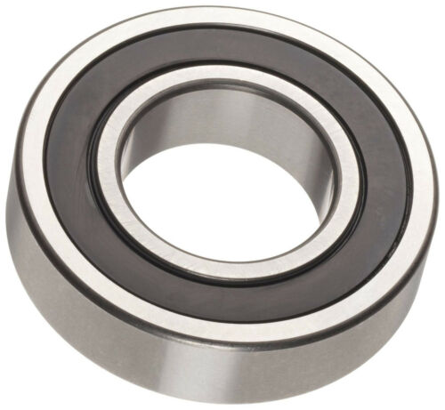 6008-2RS C3 PRECISION DOUBLE SEALED BEARINGS 1 PC  FACTORY NEW SHIPS FROM USA