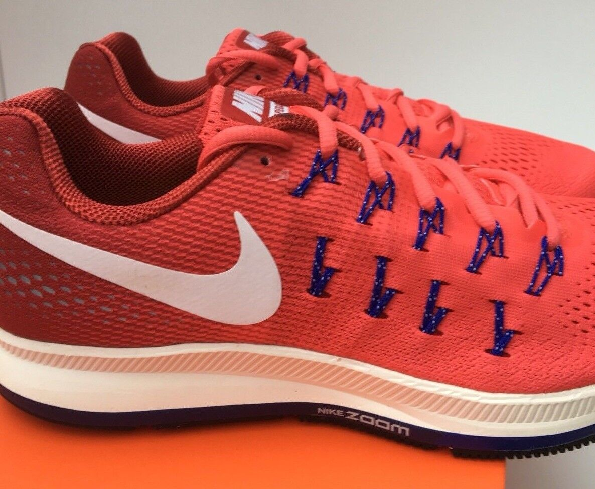 Nike Air Zoom Pegasus 33 Running Trainers 831352 801 Brand New In Box