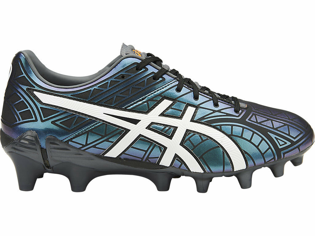 NUEVO  ASICS GEL Lethal Tigreor 10 SK para hombre bota de fútbol (3201)