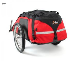 Radical Designs Cyclone IV Trekking Trailer, Cargo, Hitch designed for Brompton