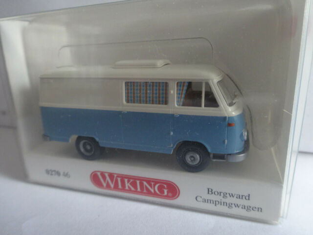Wiking Borgward Verkaufswagen NR.4 1:87 Neu Ovp 027950