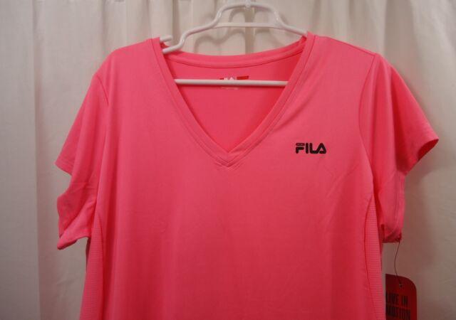 7fea4ce2a53 Women s FILA Plus Size Active Shirt 1x for sale online