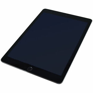 Apple iPad Air 2 128 GB / WIFI-CELLULAR 4G (LTE) / Space Grau / Zustand Sehr Gut