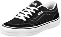 Vans Bearcat - Mens Skate Shoes (new W/ Free Shipping) Sizes 8-13 : Black White