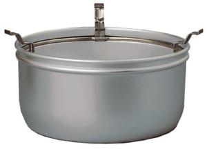 Trangia ultra-léger en aluminium haut pare-brise pour 25 Cuisinière
