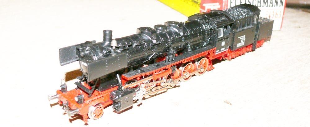 E3 4363 Fleischmann máquina de vapor br 50 058 DB F. corriente alterna a c