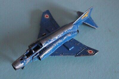 DINKY TOYS 730 PHAMTOM RAF STICKER SET