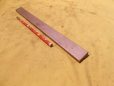 304 304l Stainless Steel Bar Tool Die Shop Metal Flat Stock 14 X 1 X 12