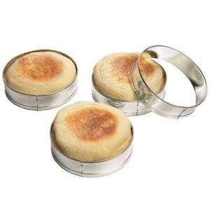 Fox-Run-English-Muffin-Rings-4Pc-Set-Egg-Pancake-Biscuit-Crumpet-Cutter-FE