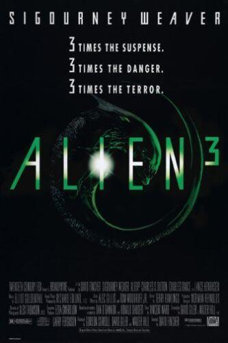 Alien 3 Movie Poster 24x36
