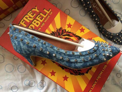 Stud 5 Jeffrey Campbell Size Shoes Brea Blue 1wvHxqZv