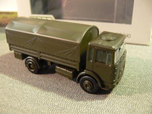 1//87 Herpa Maag 740111 MAN Militär mit Rundplane SONDERPREIS!!!