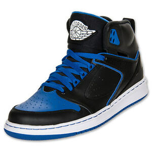 628395d4c6f705 Men s Air Jordan Sixty Club Black Game Royal White New In Box 535790 ...