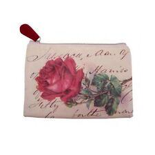 Disaster designs Make Up Bag -Vintage Rose Pattern. Zip up bag