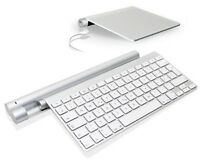 Mobee Magic Bar-Inductive Charger for Apple Bluetooth Keyboard & Magic Trackpad!
