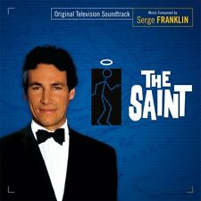 The Saint - 3 x CD Complete Score- Limited 1000 - Serge Franklin