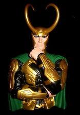 "LOKI - Bust Bank / Spardose (Marvel) 9"" / 23 cm (Thor)"