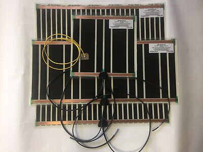 Bathroom Mirror Steam Mist Demister pad Heating film for Mirrors 220V no FOG