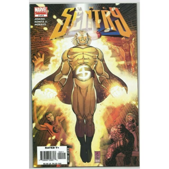 The Sentry #2 Marvel Comics 2005 Bagged/Boarded comic book