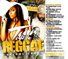 TURN UP THE REGGAE  VOLUME 4 REGGAE LOVERS ROCK MIX CD